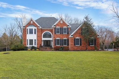 Warren Twp. Single Family Home For Sale: 14 Foxglove Dr