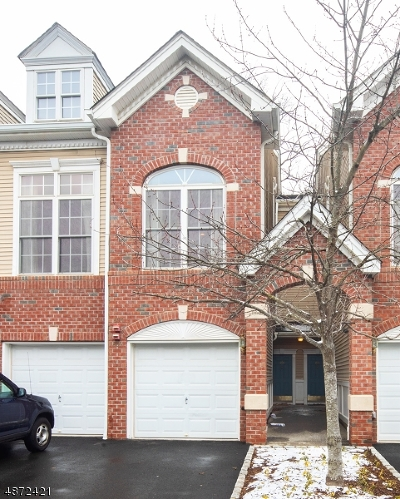 Scotch Plains Twp. Condo/Townhouse For Sale: 803 Donato Cir
