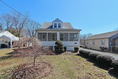 Bridgewater Twp. Single Family Home For Sale: 103 Maple St