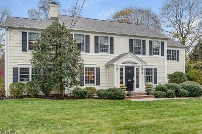 Madison Boro Single Family Home For Sale: 91 Pomeroy Rd