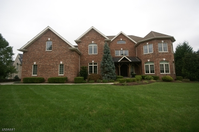 Totowa Boro Single Family Home For Sale: 116 Liberty Ridge Trl