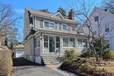 Summit Single Family Home For Sale: 3 Baltusrol Pl