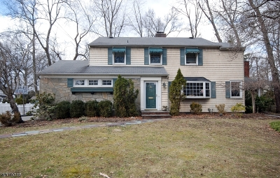 Livingston Twp. Single Family Home For Sale: 15 West Dr
