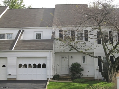 Mendham Boro NJ Condo/Townhouse For Sale: $449,900