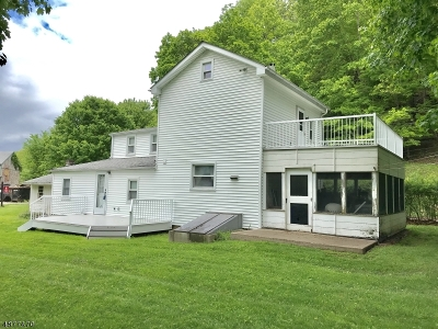 Hunterdon County Single Family Home For Sale: 103 Mill St
