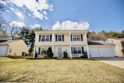 Edison Twp. Single Family Home For Sale: 14 Firethorn Dr