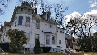 Bernards Twp., Bernardsville Boro Multi Family Home For Sale: 1 Center St