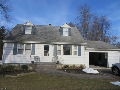 Branchburg Twp. Rental For Rent: 22 Kenbury Rd