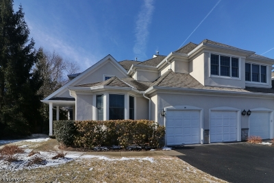 Bernards Twp. NJ Single Family Home Sold: $829,000
