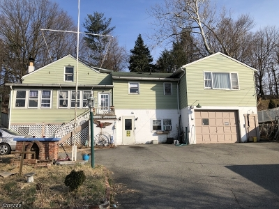 Woodland Park Multi Family Home For Sale: 35 Marcellus Ave