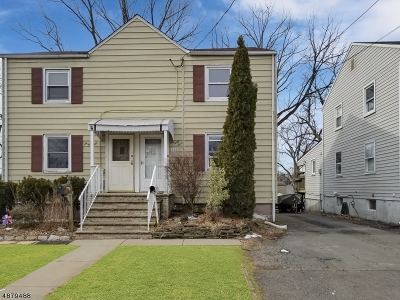 Bound Brook Boro Single Family Home For Sale: 643 Crescent Dr