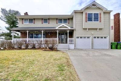 Edison Twp. Single Family Home For Sale: 1 Bodnarik Rd