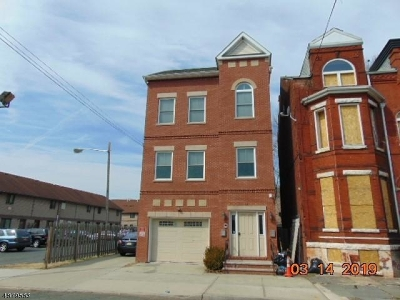 Newark City NJ Condo/Townhouse For Sale: $229,900