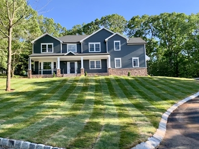 Green Brook Twp. NJ Single Family Home For Sale: $999,000