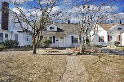 Morristown Town Single Family Home For Sale: 4 Willard Pl