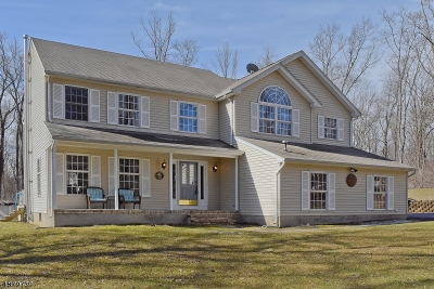 Sparta Twp. Single Family Home For Sale: 10 Woods End Ct