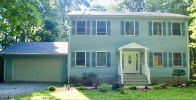 Kinnelon Boro NJ Rental For Rent: $3,300