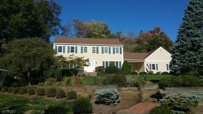 Bridgewater Twp. NJ Single Family Home For Sale: $649,000