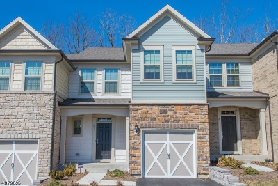 Randolph Twp. NJ Condo/Townhouse For Sale: $514,900