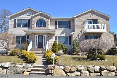Mount Olive Twp. Single Family Home For Sale: 160 Sand Shore Rd