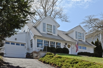 Madison Boro Single Family Home For Sale: 243 Kings Rd