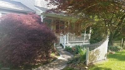 Ogdensburg Boro Single Family Home For Sale: 5 Willis Dr