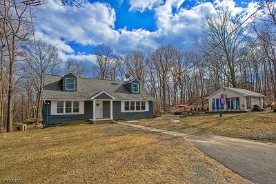 Sparta Twp. Single Family Home For Sale: 41 Rogers Ln
