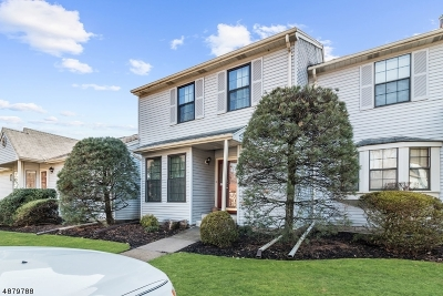 Edison Twp. Condo/Townhouse For Sale: 1502 Timber Oaks Rd
