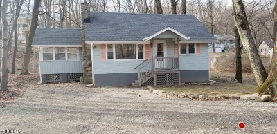 Vernon Twp. Single Family Home For Sale: 76 Breakneck Rd