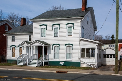 Newton Town Multi Family Home For Sale: 86 Main St