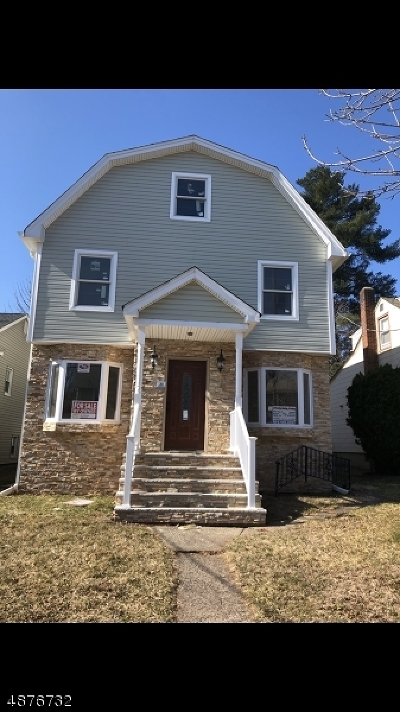 Clifton City Single Family Home For Sale: 21 Dawson Ave