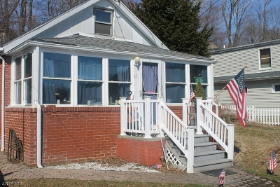 Sparta Twp. Single Family Home For Sale: 63 Lake Shore Dr