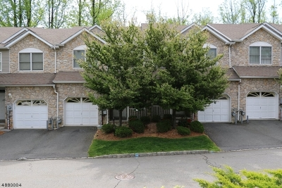 Parsippany Condo/Townhouse For Sale: 621 Old Dover Rd