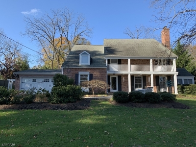 Madison Boro Single Family Home For Sale: 31 Norman Cir