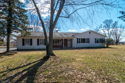 Readington Twp. Single Family Home For Sale: 624 Old York Rd