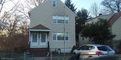 Passaic City Multi Family Home For Sale: 93-95 Main Ave