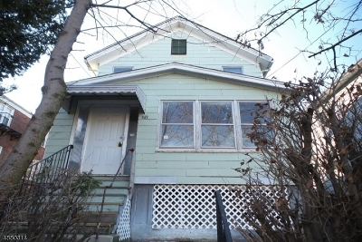 Single Family Home Under Contract: 343 Stuyvesant Ave