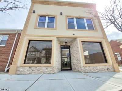 Linden City Commercial For Sale: 1700 Grier Ave #1700