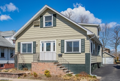 Hawthorne Boro Single Family Home For Sale: 169 Cedar Ave