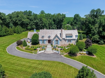 Chester Twp. NJ Single Family Home For Sale: $1,749,000