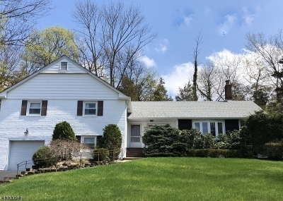 Wayne Twp. Single Family Home For Sale: 43 Valley View Ter