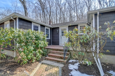 Somerset County Single Family Home For Sale: 1440 Hunter Rd