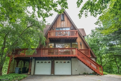 Byram Twp. Single Family Home For Sale: 14 Old Stagecoach Rd