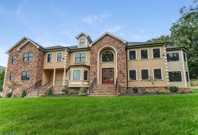 Livingston Single Family Home For Sale: 140 Hillside Ave