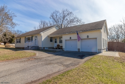 Clinton Twp. Single Family Home For Sale: 23 Cedar Grove Rd