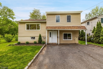 Denville Twp. Single Family Home For Sale: 14 Riverside Dr
