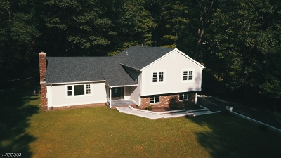 Sparta Twp. Single Family Home For Sale: 30 Sunset Lake Rd