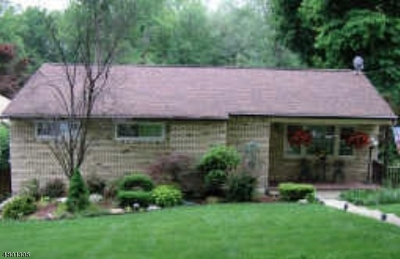 Rockaway Twp. Single Family Home For Sale: 15 Apache Trl
