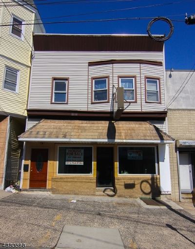 Kearny Town Commercial For Sale: 149 Midland Ave #1 & 2