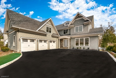 Single Family Home For Sale: 320 White Oak Ridge Rd